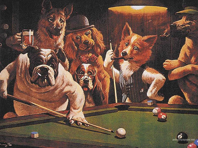Ente onvre: Cassius Marcellus Coolidge y sus perros | Vicisitud y ...
