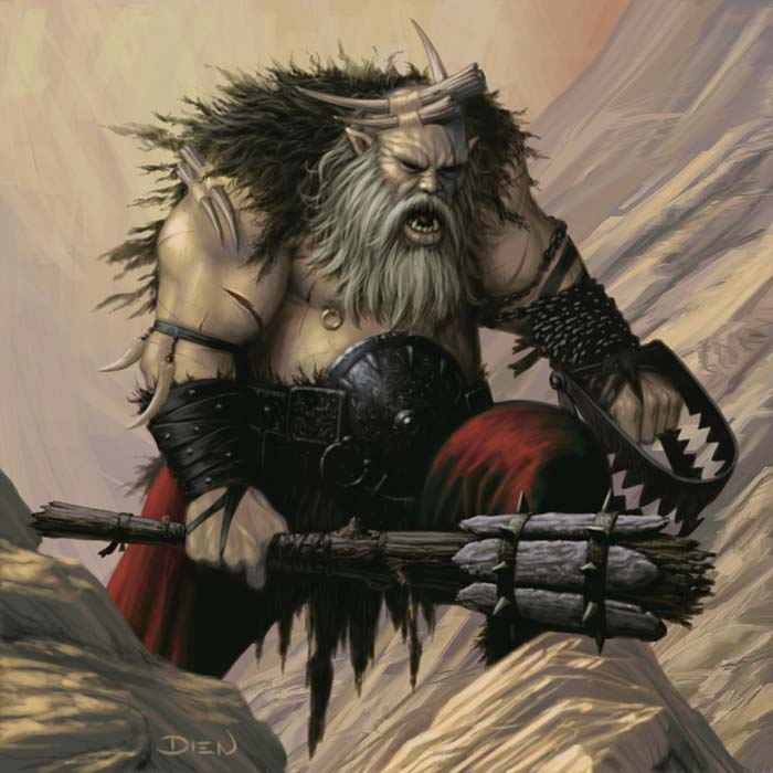 Ogre Kingdoms Archives - 3++