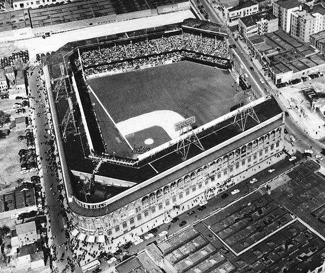 Polo Run Apartments: FOUSESQUAWK: The Old Ballparks