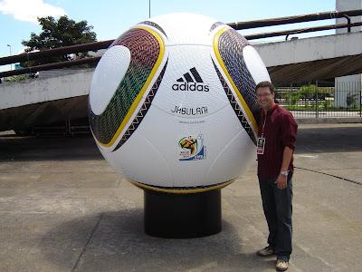 São José recebe as bolas da Copa 409730c967225