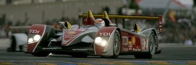 [El Audi ganador de Le Mans - automOndo]