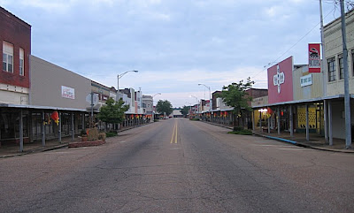 Hill Country HOGS Blog: HILL COUNTRY PLACES: Amory, Mississippi