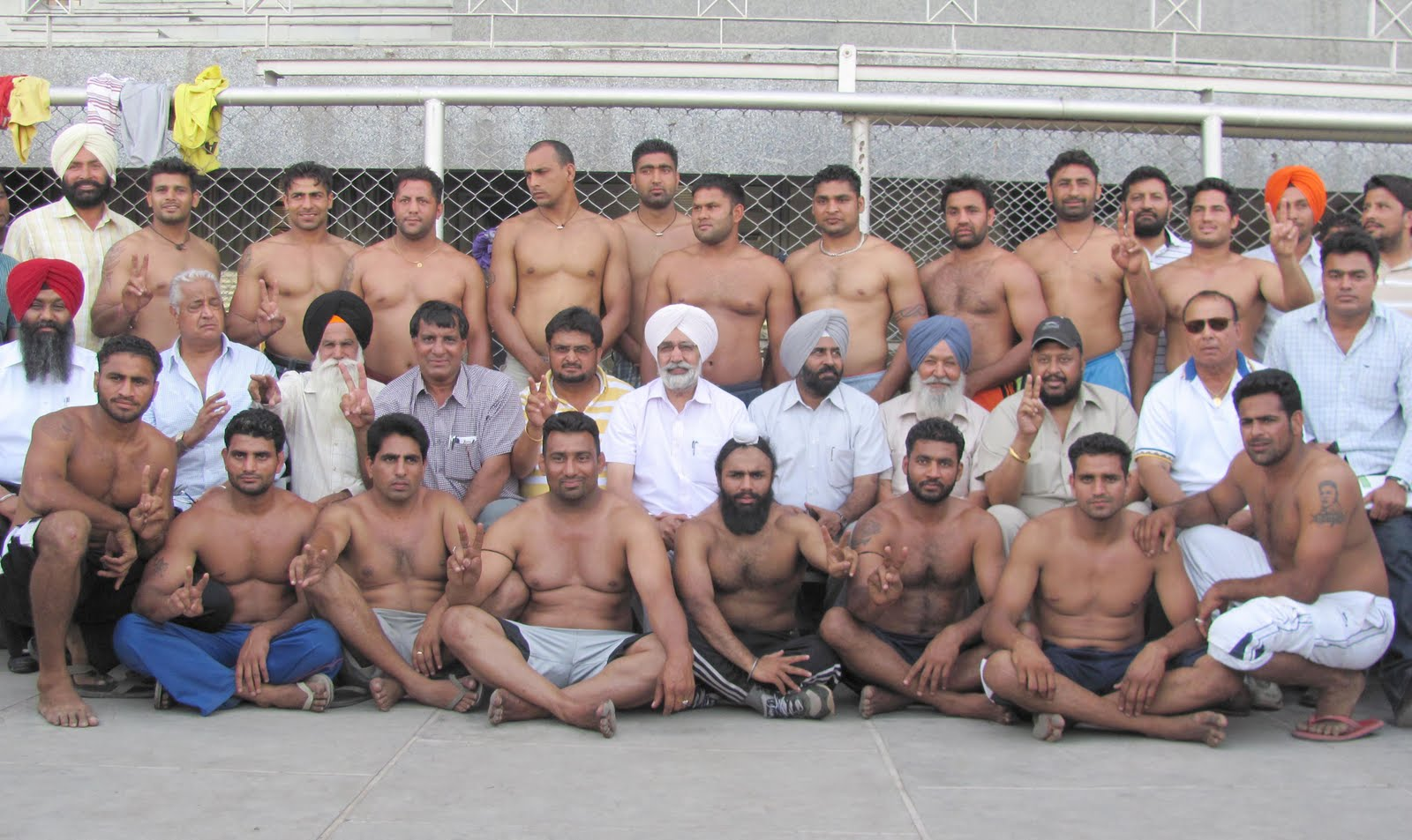 Mangat Singh to lead Indian kabaddi team | sportswire