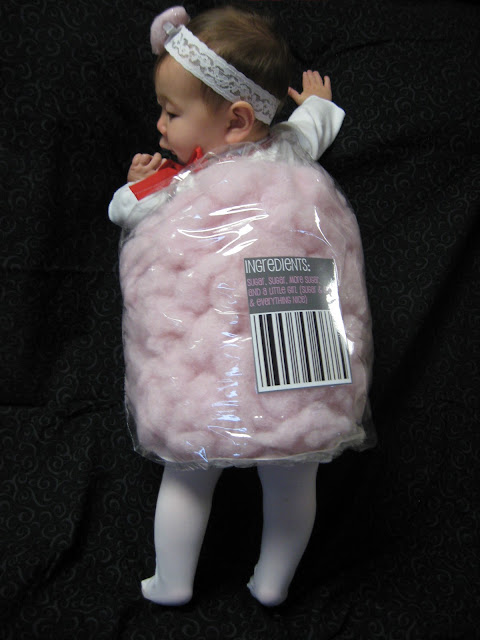 Craft With Confidence Cotton Candy Costume Tutorial