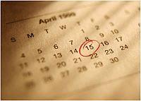 Calendario Etsit.Orientatelecos 2010