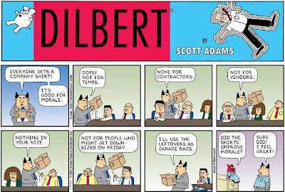 Morale Here Is Not High