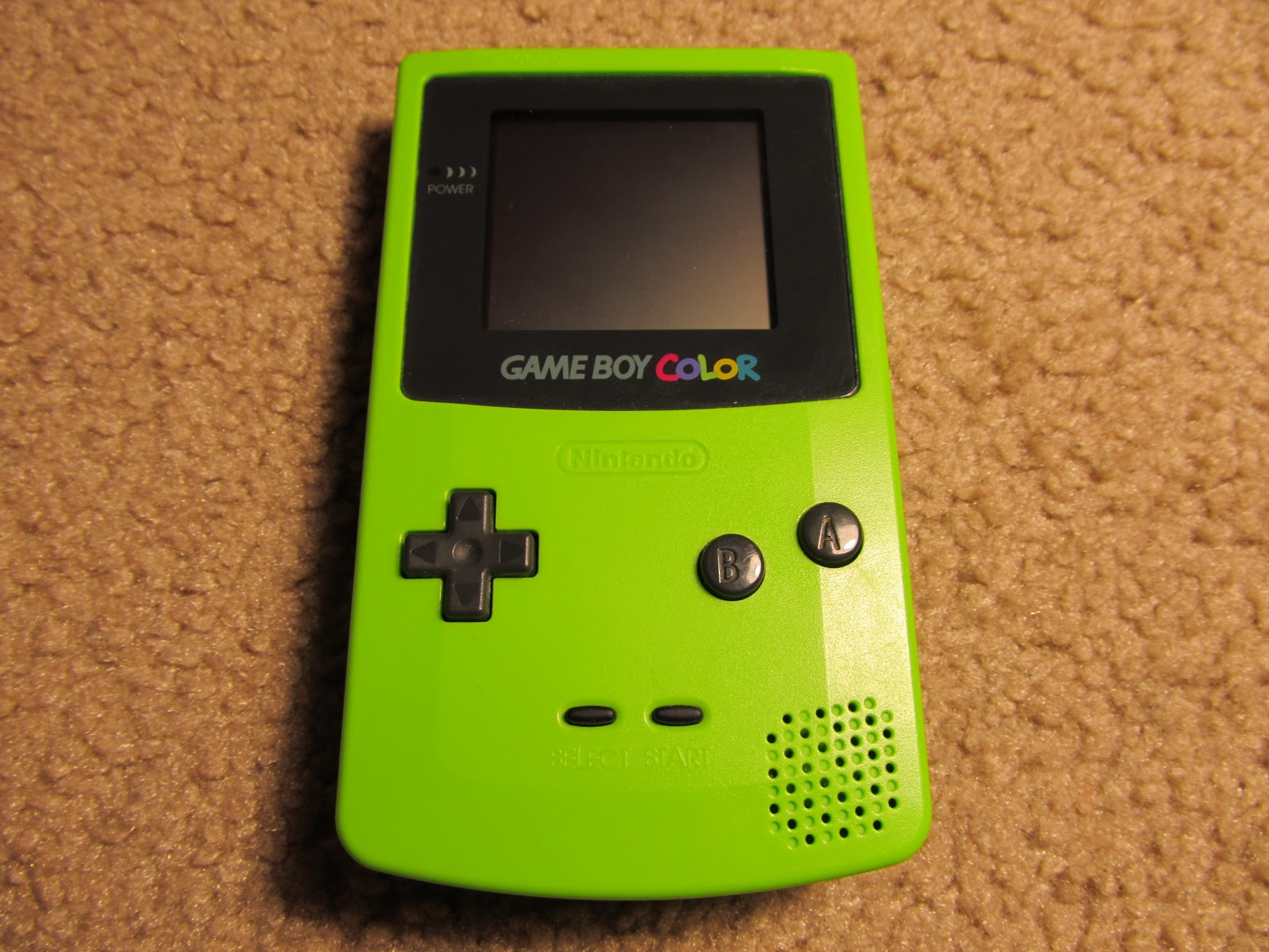 CC10Gaming - All Generation Gaming: Game Boy Collection