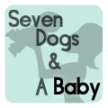 Seven Dogs and a Baby
