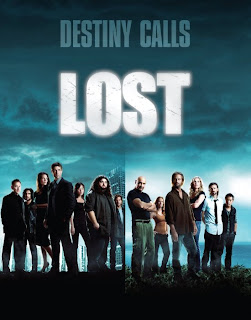 LOST SEASON 5 OFFICIAL POSTER
