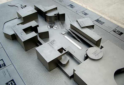 Building Collector: Getty Center 3-D Map on washington dc museums map, pergamon museum berlin map, american museum natural history map, florida map, science museum london map, getty hours, mexico map, philippines map, venice map, getty tram, halloween map, california map, cabrillo beach map, high museum map, italy map,
