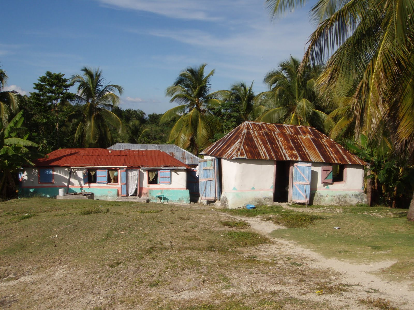 Haitian Home Away From The Beach