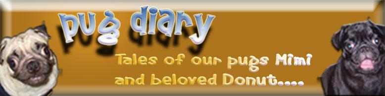 Pug Diary