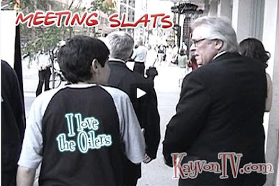 Kayvon Zahedi meets Slats