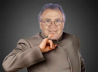 Glen Sather aka the evil Dr. Zen Blather