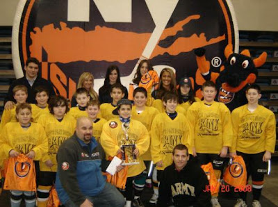 Makos wins Lighthouse Tournament Squirt Division