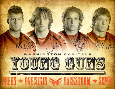 Young Hockey Guns