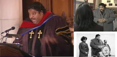 NC NAACP head Rev. William Barber