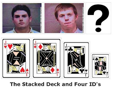 The Stacked Deck and 4 IDs