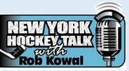 NY Hockey Talk with Rob Kowal, 1240AM WGBB