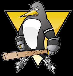 Penguins are dirty birds