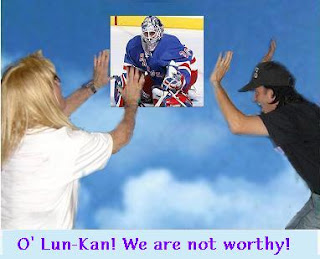 We are not worth O' Lun-Kan