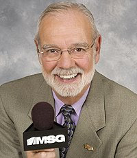 The Craven Unshaven Maven, Stan Fischler, is Slaven for MSG
