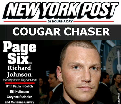 NY Post says: Sean Avery dating Kelly Klein, Calvin's ex