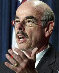 Henry Waxman: His bill to fight global warming means largest tax hike in world history.