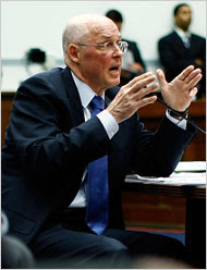 Hank Paulson made frequent calls to Goldman Sachs