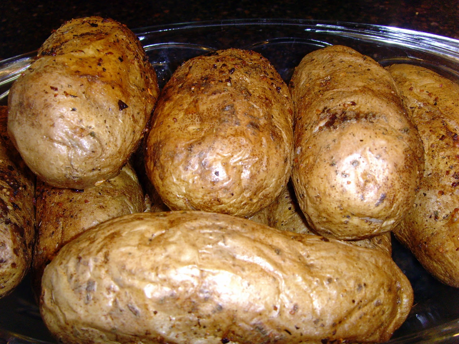 How To Cook A Potato In An Oven