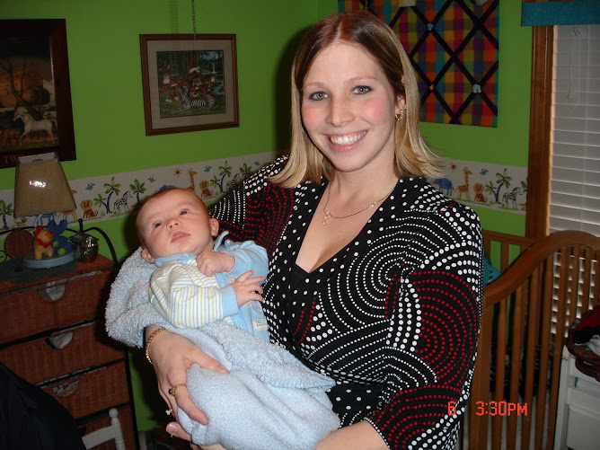 Mommy & Noah