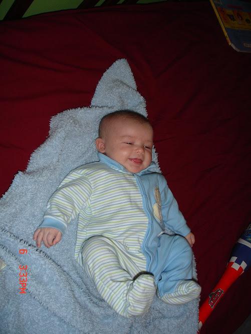 Smiling Noah