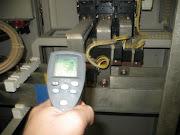 การตรวจวัดอุณหภูมิของอุปกรณ์ไฟฟ้า