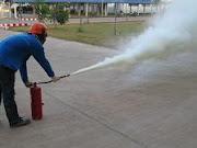 การทดสอบสมรรถนะของถังดับเพลิง