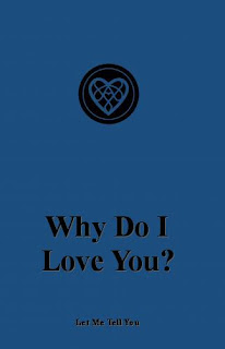 Why Do I Love You book