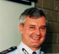 SA Police Commissioner Mal Hyde