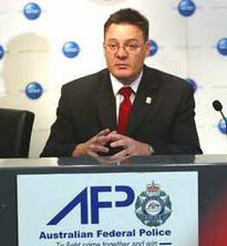 Michael Phelan of the AFP