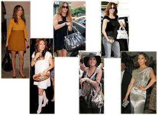 Jennifer Lopez Collection on Jennifer Lopez Collection Of Handbags   Zagliani Python Handbags