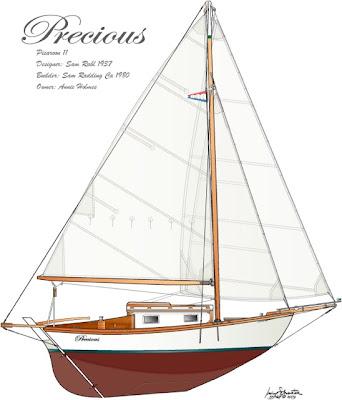 70 8%: 'Precious', a Sam Rabl Picaroon for sale in San Diego