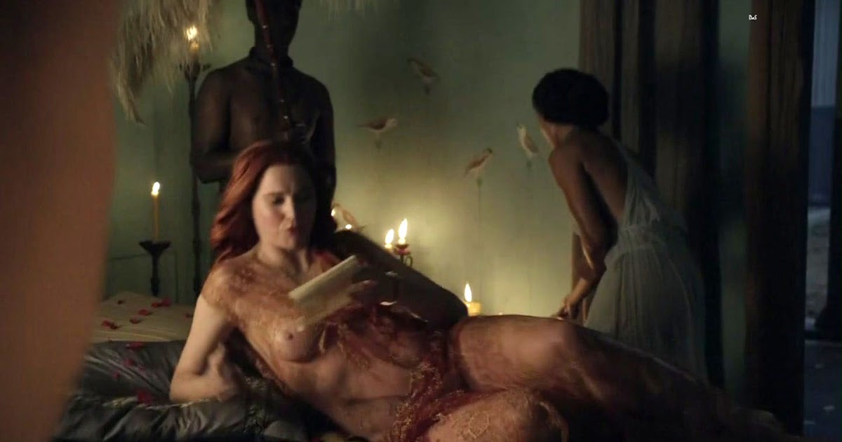 Spartacus xena sex lucy lawless has surprised me