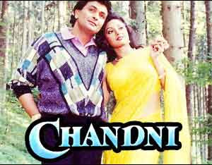 Chandni Movie Exotic and irra...
