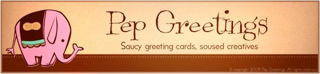 PEP Greetings