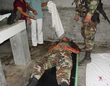 Resultado de imagen para Desconocidos asaltan y matan a tiros un sargento del Ejército en Villa Mella