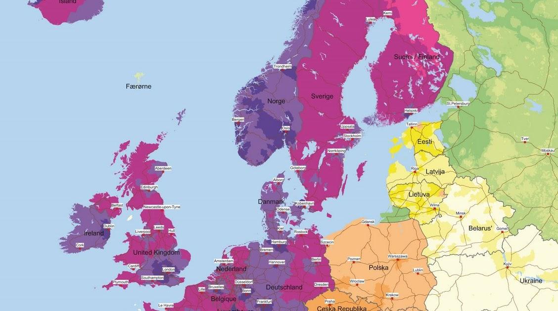 landkartenblog hier sehen sie wo reich und arm in europa lebt. Black Bedroom Furniture Sets. Home Design Ideas