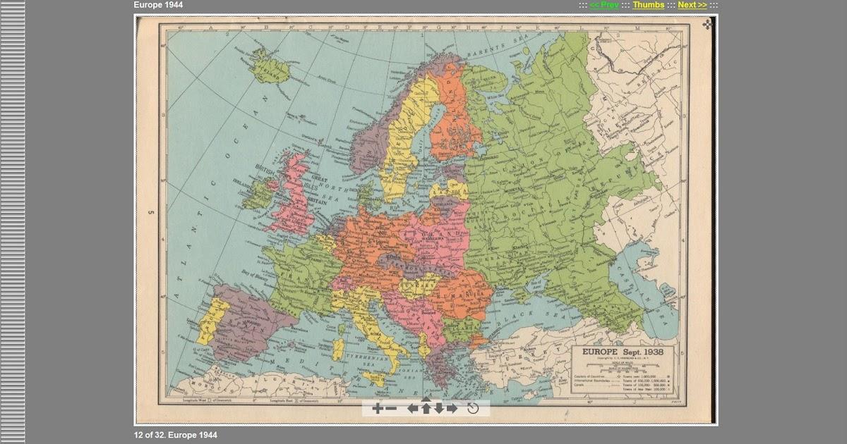 Deutschlandkarte Broer Map Library Sammlung Weltweiter Karten