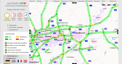 Autobahn Nrw De Live Die Verkehrslage In Nordrhein Westfalen