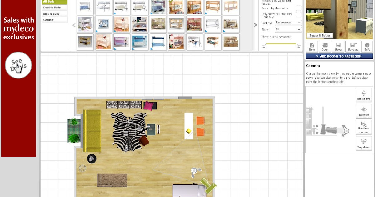 Landkartenblog mydeco hilft ihnen ihre traumzimmer zu - Traumzimmer gestalten ...