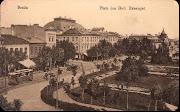 Braila - Piata Sf. Arhangheli