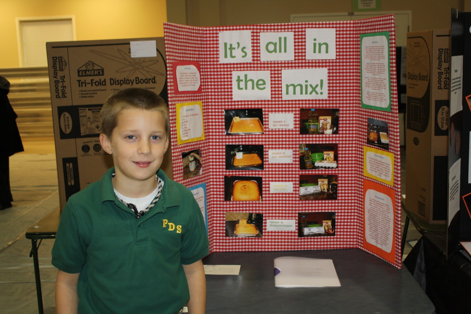 All science fair projects for 4th grade