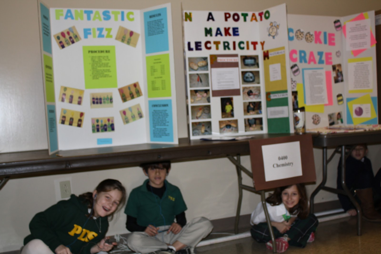 Pds 4th Grade Science Fair